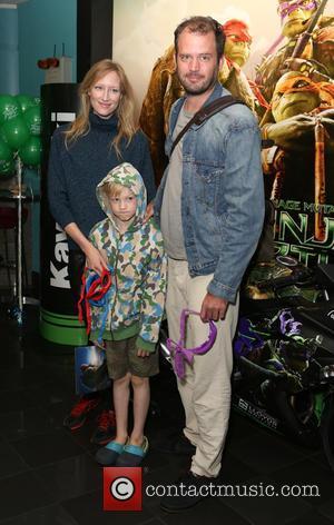 Teenage Mutant Ninja Turtles and Jade Parfitt