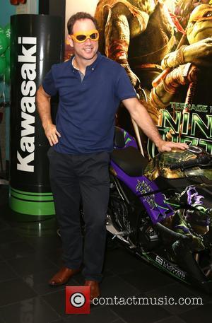 Teenage Mutant Ninja Turtles and Kyran Bracken