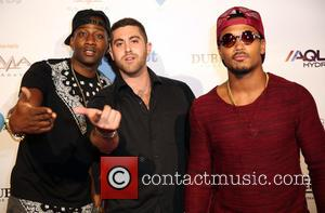 romeo miller - Stars took to the red carpet for the launch party of the Jobspot application in Los Angeles,...