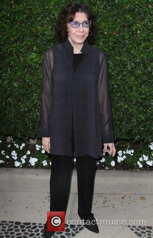 Lily Tomlin - A variety of stars arrived at The Rape Foundation's 2014 brunch which was held at Greenacres in...