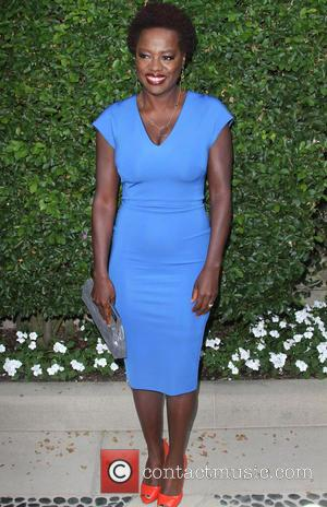 Viola Davis - A variety of stars arrived at The Rape Foundation's 2014 brunch which was held at Greenacres in...