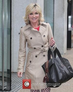 Anthea Turner - **File Photo** Stars 'Brush-up' for Born Free's 30th Birthday . . . A WILDWORKS exhibition and auction is to...