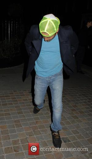 Stephen Dorff - Celebrities at Chiltern Firehouse - London, United Kingdom - Monday 29th September 2014