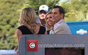 Giuliana Rancic, Bill Rancic and Charissa Thompson