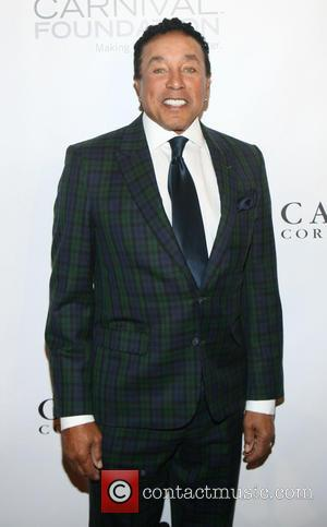 Smokey Robinson - 29th Annual Great Sports Legends Dinner - New York City, United States - Monday 29th September 2014
