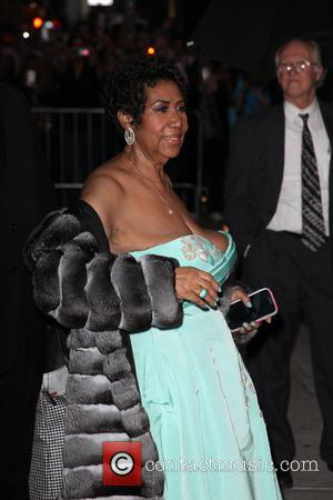 Aretha Puts Diva On Top Of Diva