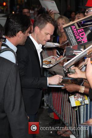 Neal Patrick Harris - Late Show with David Letterman at Ed Sullivan Theater - New York City, United States -...