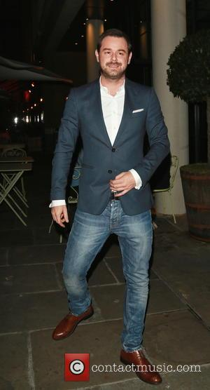 Danny Dyer - Screening of 'We Still Kill The Old Way' at The Ham Yard Hotel, Denman Street - London,...