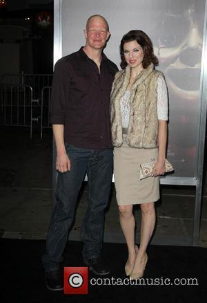 Derek Mears and Jenny Brezinski