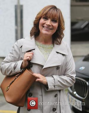 Lorraine Kelly - A variety of British Celebs were spotted outside the ITV studios in London, United Kingdom - Monday...