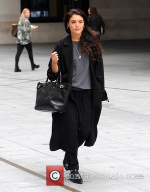 Jessie Ware - Jessie Ware at the BBC - London, United Kingdom - Monday 29th September 2014