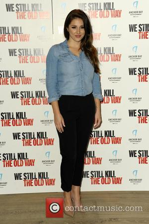 Lucy Pinder - Photocall for 'We Still Kill The Old Way' at Ham Yard Hotel - London, United Kingdom -...
