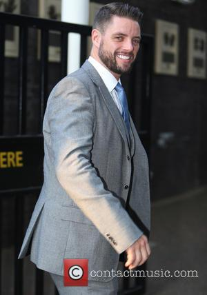 Keith Duffy - Celebrities at the ITV studios - London, United Kingdom - Tuesday 30th September 2014