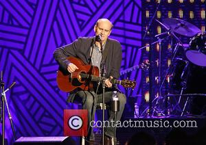American singer songwriter James Taylor performing live in concert at the Manchester Phones4U Arena in Manchester, United Kingdom - Tuesday...