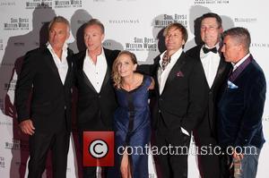 Spandau Ballet, Martin Kemp, Gary Kemp, Tony Hadley, Steve Norman, John Keeble and George Hencken - Soul Boys Of The...
