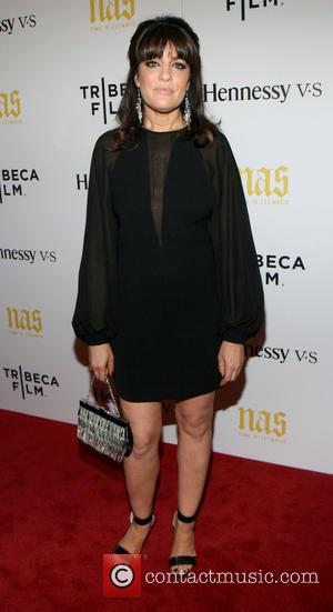 Faith Newman - A number of celebrities turned out in style for the New York Premiere of documentary film 'Nas:...
