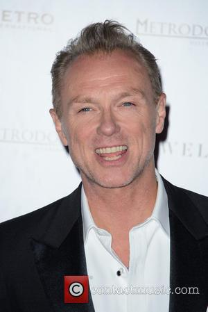 Gary Kemp - Stars turned out for the UK premiere of a movie based on the 70's new wave band...