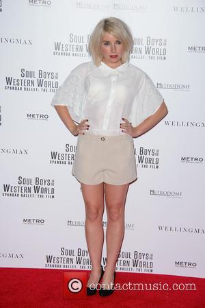Little Boots - Stars turned out for the UK premiere of a movie based on the 70's new wave band...