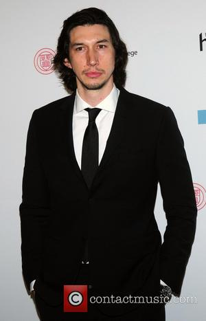 Adam Driver - The Headstrong Project 'Words Of War' Benefit - New York City, United States - Wednesday 1st October...