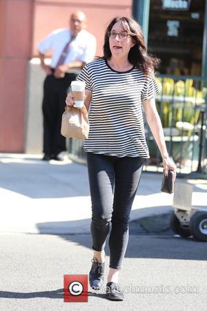 Katey Sagal - Katey Sagal arrives at a nail salon at Beverly Hills - Los Angeles, California, United States -...