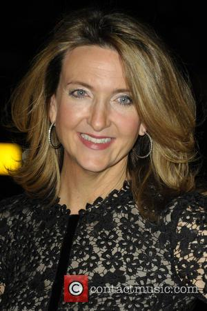 Victoria Derbyshire - A variety of British stars attended the event held at the Langham Hotel to celebrate Scottish TV...