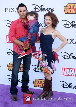 Michael Saucedo and Rebecca Herbst
