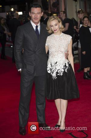 Luke Evans and Sarah Gadon - 'Dracula Untold' premiere in Leicester Square - Arrivals - London, United Kingdom - Wednesday...