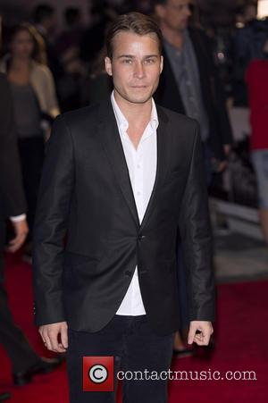 Thor Kristjansson - 'Dracula Untold' premiere held in Leicester Square - London, United Kingdom - Wednesday 1st October 2014