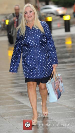 Vanessa Feltz - Celebrities at the BBC studios - London, United Kingdom - Wednesday 1st October 2014