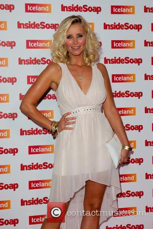 Carley Stenson - British soap opera stars attended the Inside Soap Awards 2014 which were held at one of Europe's...