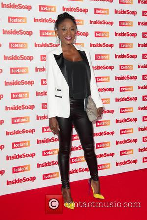 Diane Parish - British soap opera stars attended the Inside Soap Awards 2014 which were held at one of Europe's...