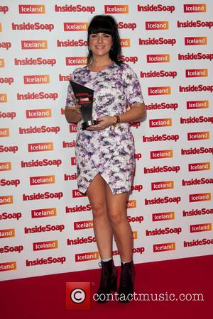 Laura Norton - British soap opera stars attended the Inside Soap Awards 2014 which were held at one of Europe's...