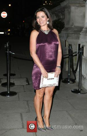 Clair Nasir - A variety of British stars attended the event held at the Langham Hotel to celebrate Scottish TV...