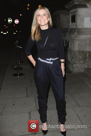 Fiona Phillips - A variety of British stars attended the event held at the Langham Hotel to celebrate Scottish TV...