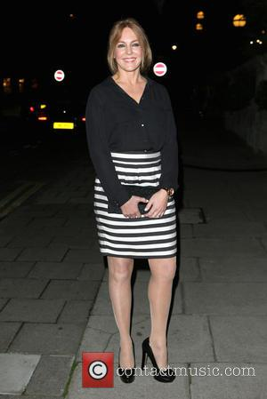 Helen Fospero - A variety of British stars attended the event held at the Langham Hotel to celebrate Scottish TV...