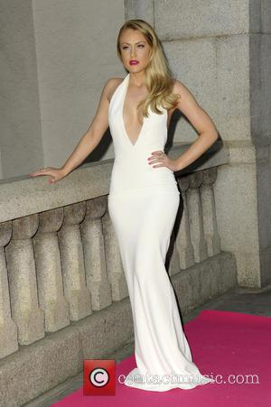 Camilla Kerslake - British stars were photographed as they attended the Inspiration Awards for Women at Cadogan Hall in London,...