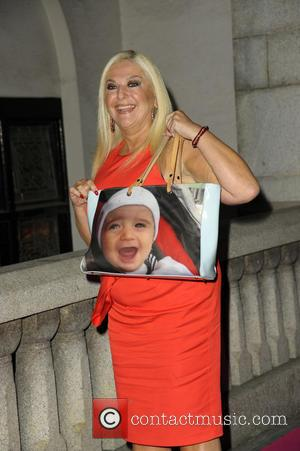 Vanessa Feltz - British stars were photographed as they attended the Inspiration Awards for Women at Cadogan Hall in London,...