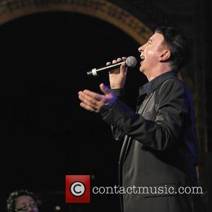 Marc Almond - The European Diversity Awards ceremony winners at the Natural History Museum at Natural History Museum - London,...