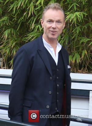 Gary Kemp - Celebrities at the ITV studios - London, United Kingdom - Thursday 2nd October 2014