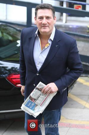 Tony Hadley - Celebrities at the ITV studios - London, United Kingdom - Thursday 2nd October 2014