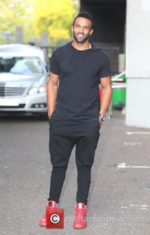 Craig David - Celebrities at the ITV studios - London, United Kingdom - Thursday 2nd October 2014