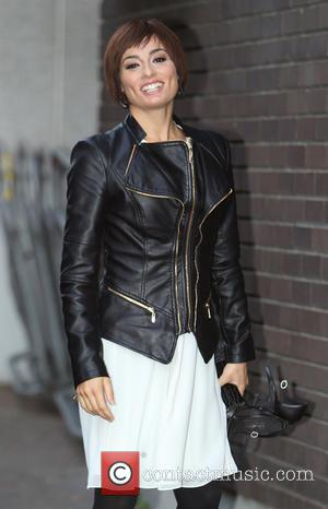 Flavia Cacace - Celebrities at the ITV studios - London, United Kingdom - Thursday 2nd October 2014