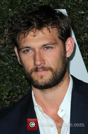 Alex Pettyfer - Stars attended the launch of Claiborne Swanson Frank's Young Hollywood from New York based fashion designer Michael...