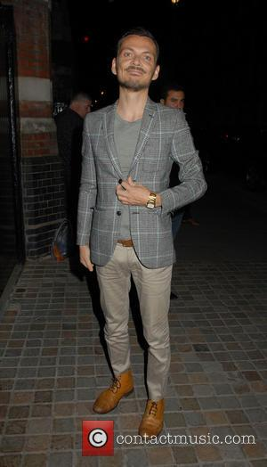 Matthew Williamson - Celebrities arrive at Chiltern Firehouse - London, United Kingdom - Friday 3rd October 2014