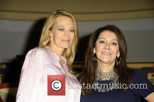 Jeri Ryan and Marina Sirtis