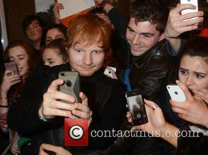 Ed Sheeran Scores Biggest Selling Album Of 2014 So Far