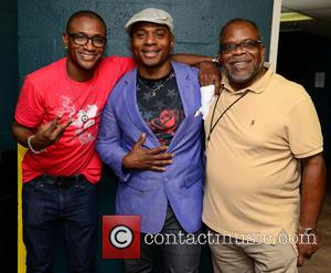 Tommy Davidson, Tony Roberts and Carl Sams