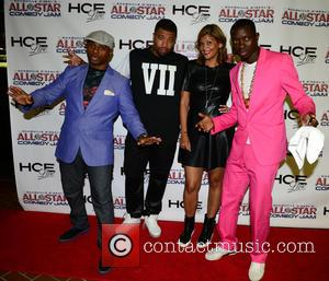 Tony Roberts, Deray Davis, Aida Rodriguez and Michael Blackson
