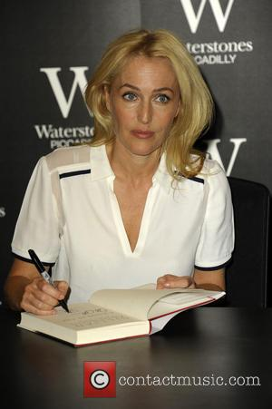 Gillian Anderson Wants Lead Role In Film Adaptation Of Her Book