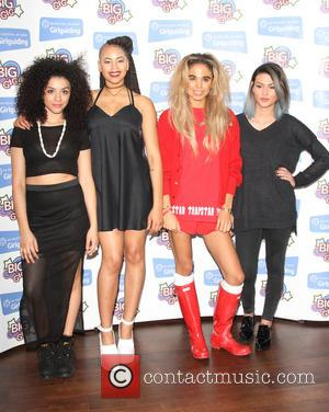 Neon Jungle - The Wembley arena was the venue for the Girlguiding Big Gig 2014 which saw a live performance...